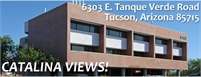 Catalina Mountain Office Views! (6303 E Tanque Verde)