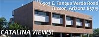 Catalina Mountain Office Views! (6303 E Tanque Verde)
