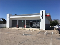 Speedway Retail Building