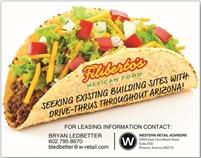 Seeking Building Sites for Filiberto's