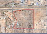 30 Acres Interstate 10 Commercial Land