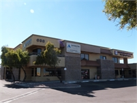 First Wetmore Office Plaza
