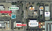 Broadway Retail Pad for Sale - (2170 E Broadway Blvd)