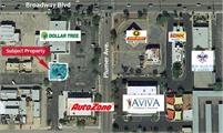 Broadway Retail Pad for Sale - (2170 E Broadway Blvd)