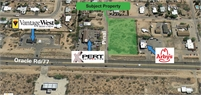 Commercial Pad Site - SEC of Oracle Rd and Pinal St