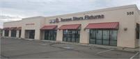 Large Showroom & Warehouse (500 West Grant Road)
