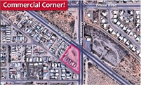 Commercial Corner (3984 E. Benson Highway)