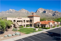 FOR LEASE: Office / Medical space available in Rooney Ranch Professional Office, 10445 N Oracle Rd