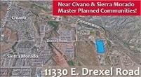 Near Civano & Sierra Morado Master Planned Communities (11330 E. Drexel Rd.)
