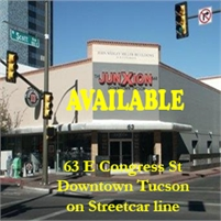 Downtown Tucson Commercial Building For Sale or For Lease