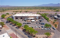 100% Occupied Industrial with Credit-Worthy Tenancy
