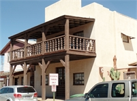 Retail Building with Living Quarters in Historic Tombstone, AZ